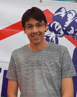 Nuevo delegado de IZQUIERDA EN POSITIVO en Hospitalet