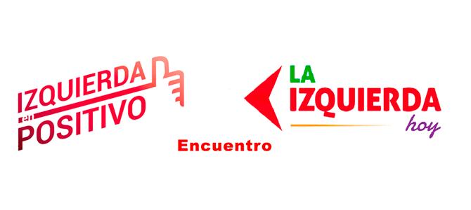 Encuentro en Zaragoza de LA IZQUIERDA HOY e IZQUIERDA EN POSITIVO