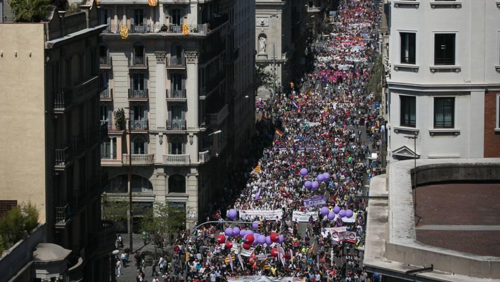 Los sindicatos piden un Gobierno progresista que derogue cuanto antes la reforma laboral