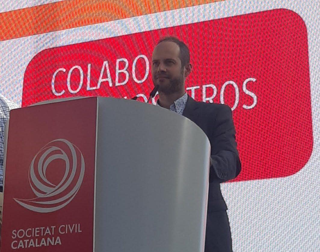 Candidato de Izquierda en Positivo por Tarragona