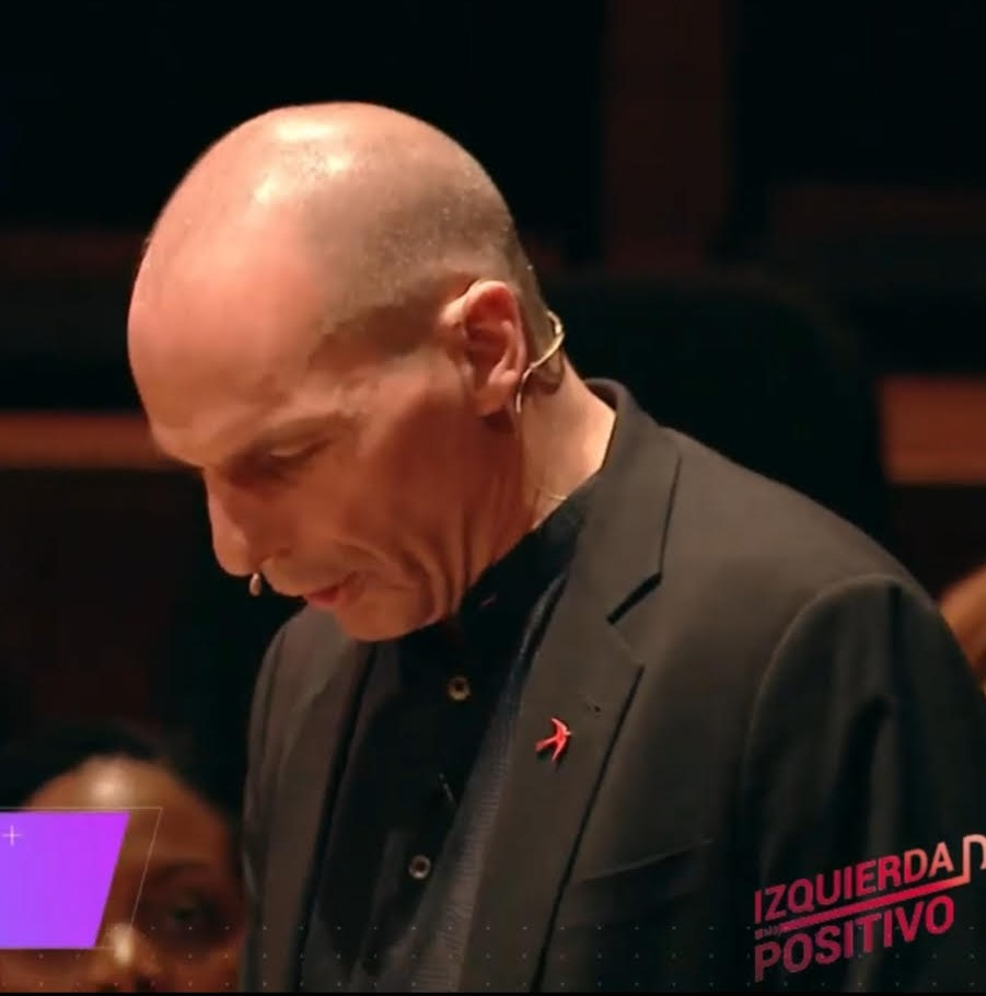 Yanis Varoufakis, co-fundador de DiEM25